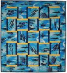 Fabric Blue Angels Quilt