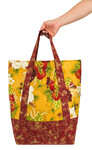 Pattern Grocery Bag