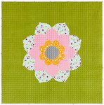 Pattern The Mandala Quilt: Baby