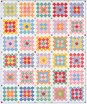 Pattern Granny Squares Quilt