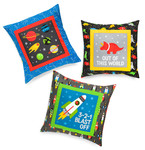 Pattern Panel Pillows