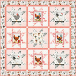 Pattern Hen House