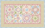 Fabric Flower Box Runner