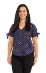Pattern Lucerne Blouse: Sizes: 2 - 22