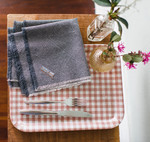 Fabric Euclid Cloth Napkins