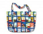 Fabric Tropical Tote
