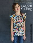 Pattern Josephine Blouse and Dress: Blouse feat. London Calling