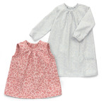 Pattern Baby   Child Smock Top   Dress: Sizes: 6M - 2