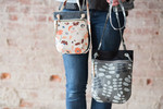 Pattern Forage Bag