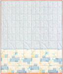 Fabric Friedlander Lawn Whole(ish)-Cloth Quilt