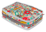 Fabric Carry Along Sewing Case