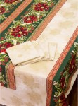 Fabric Tablecloth