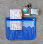 Fabric See It All Pouch