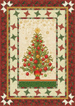 Pattern Dazzling Tree: Holiday