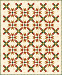 Pattern The Carol Quilt: Holiday