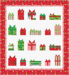 Fabric Holly Jolly Christmas