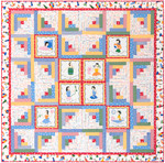 Robert Kaufman Free Quilt Pattern - Lucksmith