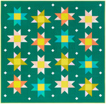 Fabric Starry Skies