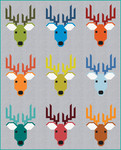 Pattern Dwight the Deer