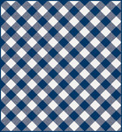 Pattern Picnic Perfect: Prussian Denim