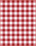 Pattern Picnic Perfect: Ruby Red