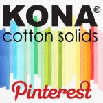 Fabric Kona® Pinterest Board