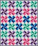 Pattern Chevron Stars