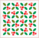 Pattern The Modern Holiday Collection Holly Jolly