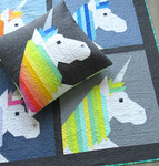 Pattern Lisa the Unicorn Pillow