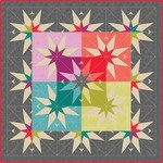Pattern The County Star Barn Quilt