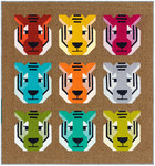 Pattern Antonia Tiger