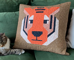 Pattern Antonia Tiger: Pillow