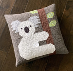 Pattern Koalas: Pillow