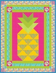 Fabric Pineapple Party
