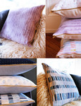 Fabric Zippered Pillow Cover