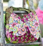 Fabric Luscious Bow Tote