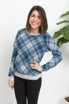 Pattern Linden Sweatshirt: Sizes 0-10