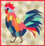 Pattern The Rooster