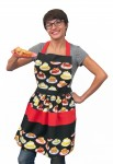 Pattern Mommy and Me Apron: Adult Size