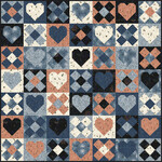 Pattern Be Mine Quilt