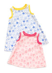 Pattern Iris Dress and Tank: Size: 12M