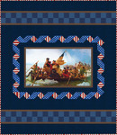 Pattern Crossing the Delaware