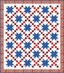 Pattern Stars and Stripes