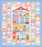 Fabric Penny's Dollhouse