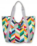 Fabric Poolside Tote
