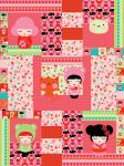 Fabric Hello Tokyo Quilts
