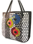 Fabric Color Beat Tote