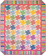 Cotton Candy Quilt