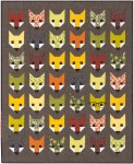 Pattern Fancy Fox: Nature