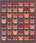 Pattern Fancy Fox: Petal